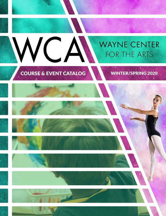WCA 2020 Winter-Spring Course & Event Catalog