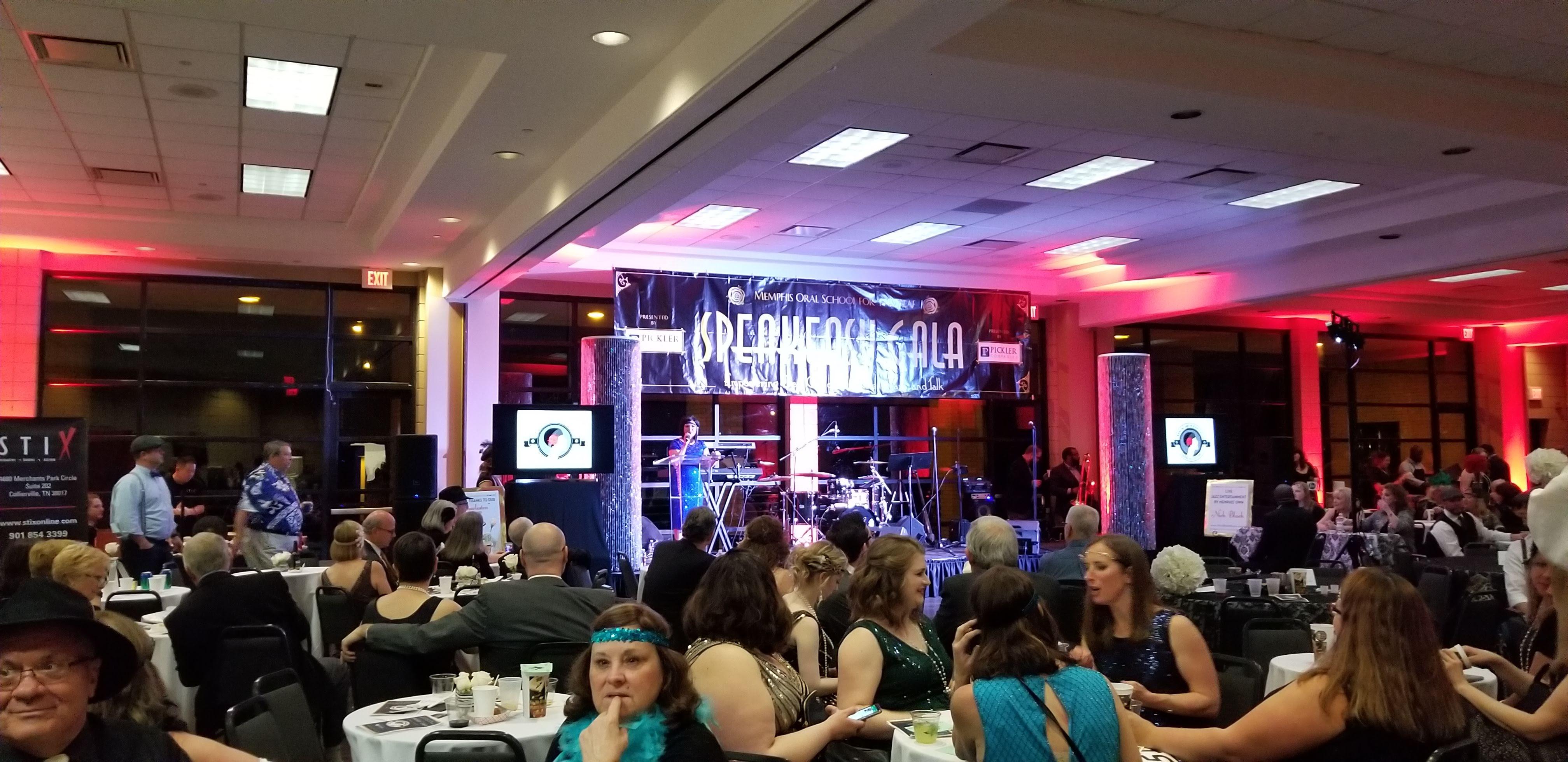 8th Annual SpeakEasy Gala
