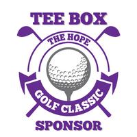 Tee Box Sponsor - $100