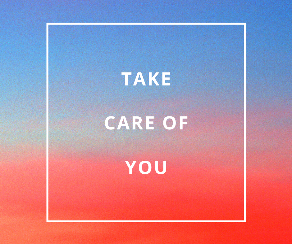 Self-Care During Uncertain Times