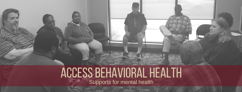 access behavioral health
