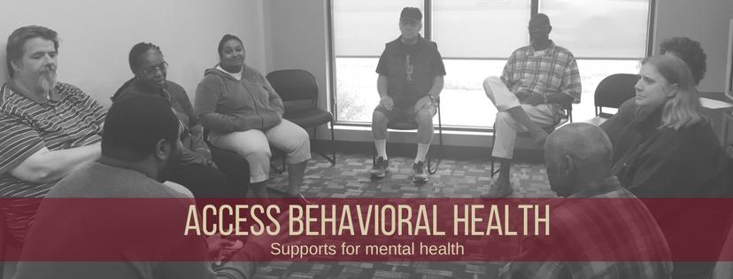 access behavioral health