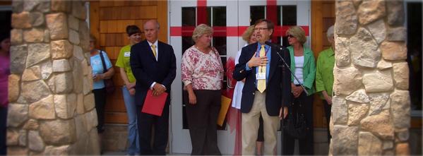 Uta Halee Girls Village Holds Opening Celebration for Mildred Scott Wellness Center