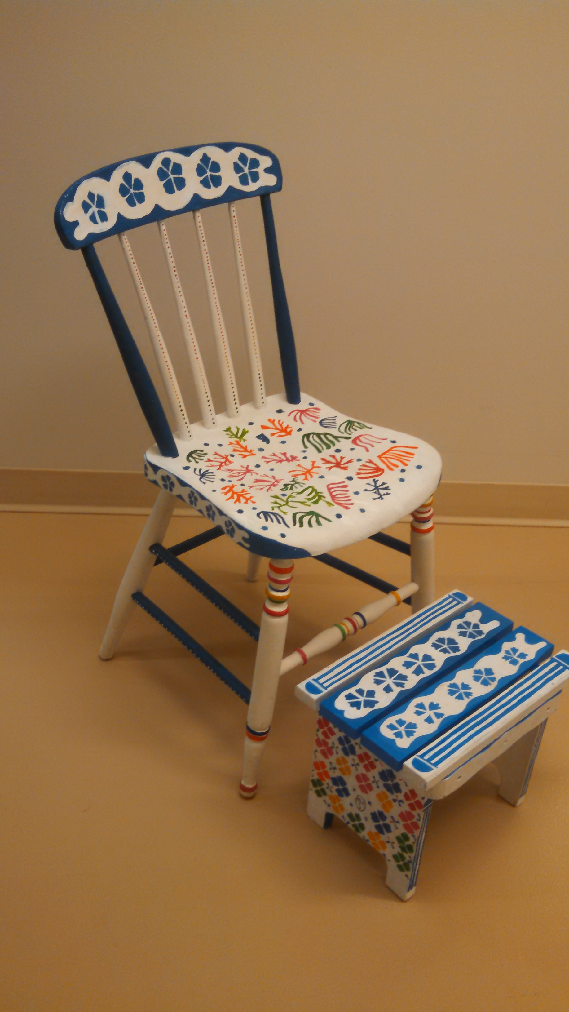 """Matisse Chair Set"""