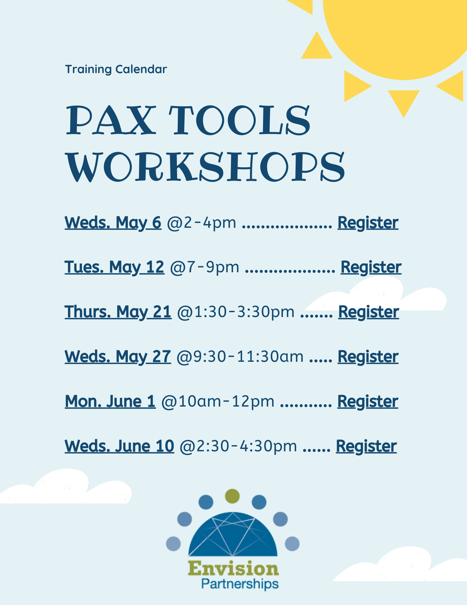 PAX Tools Workshop