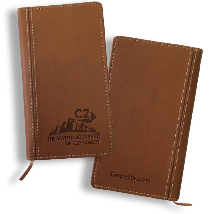 Debossed Pocket Journals