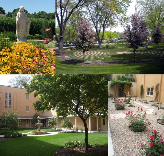 Immaculata Monastery & Spirituality Center wins Green Leaf Award