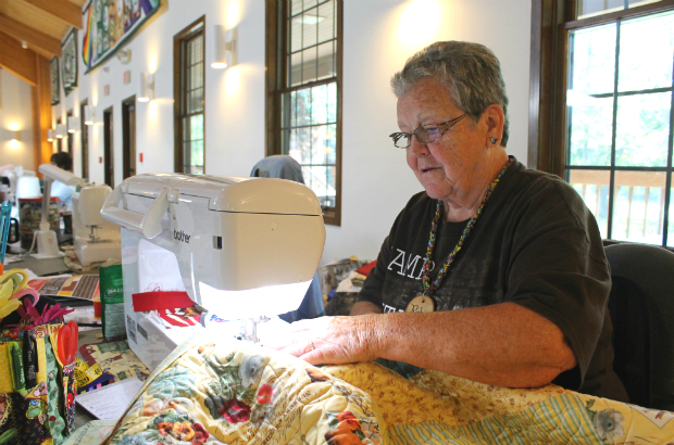 Quilting and Crafting Retreats
