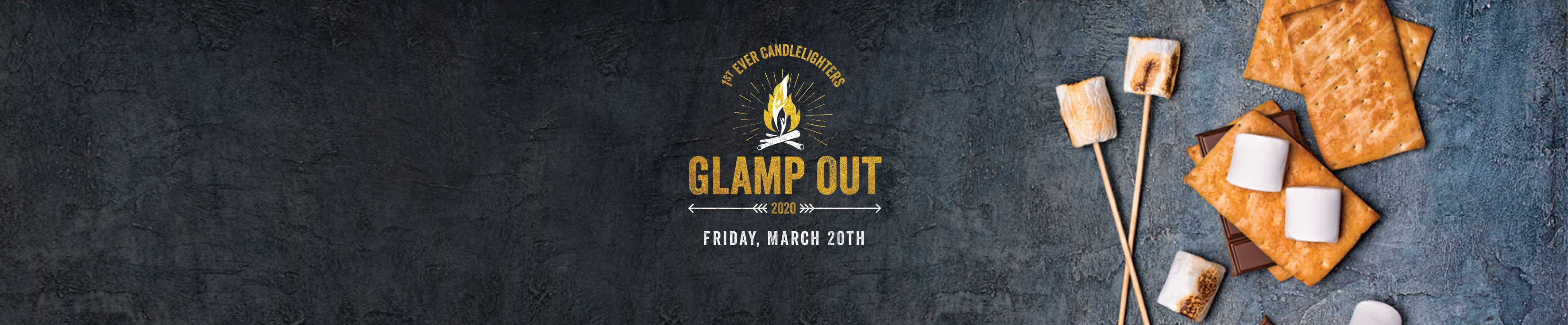 Join us for Glamp Out!