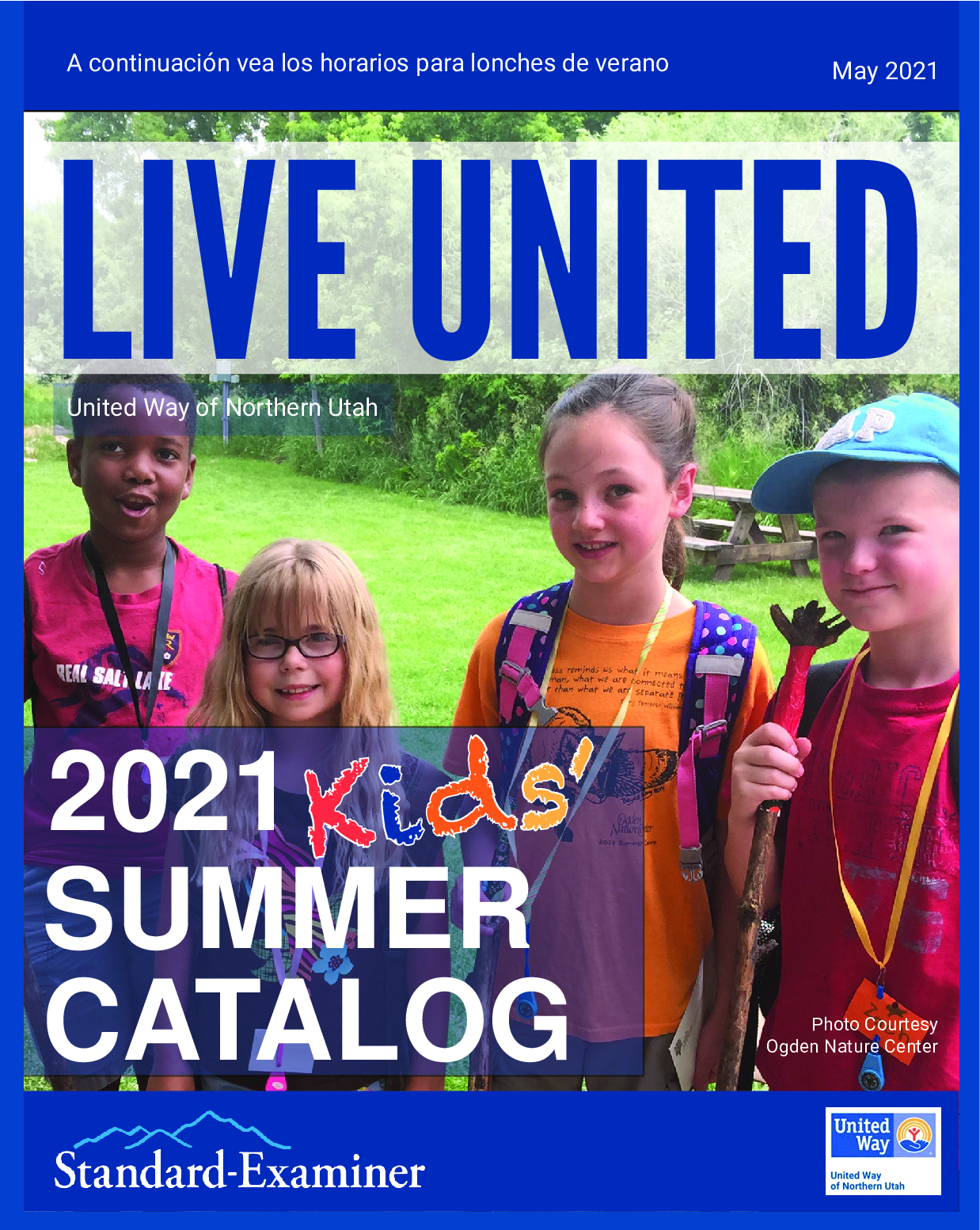 2021 Kids' Summer Catalog
