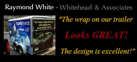 Whitehead & Associates | Custom Wrap | Trailer Wrap | Marietta, GA Wrap | Graphic Design |