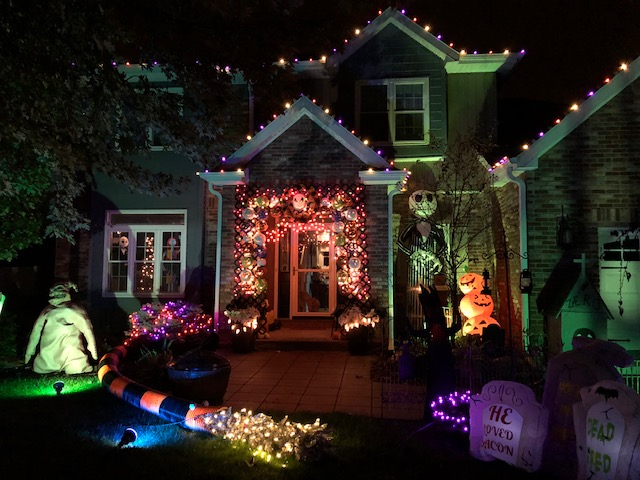 Halloween in Vintage Heights!