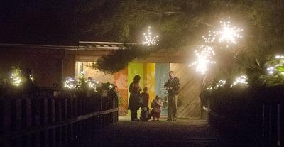 Candlelit Caroling Celebration