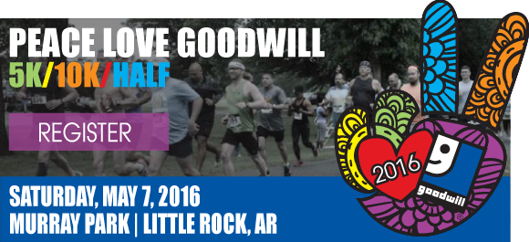 Peace Love and Goodwill 5K/10K/Half Marathon @ Murray Park