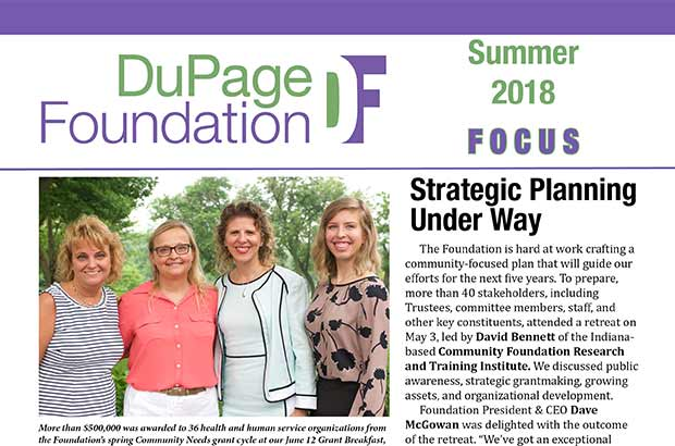 Summer 2018 Newsletter Now Available!