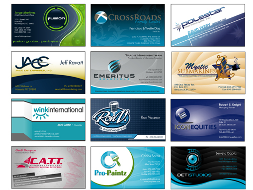 Business Cards Logo