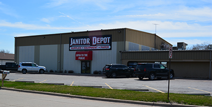 Janitor Depot Team