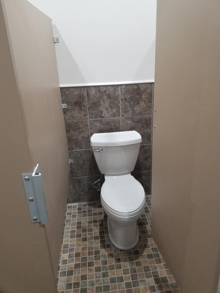 House of Adam New Bathrooms