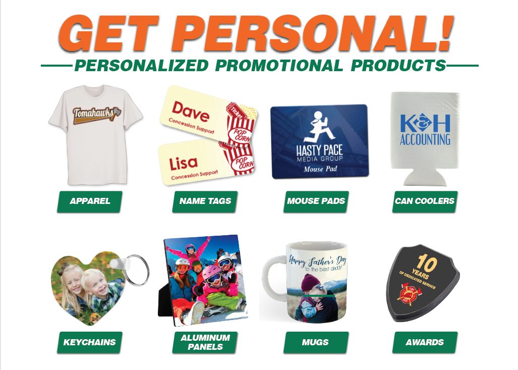 Personalized Products