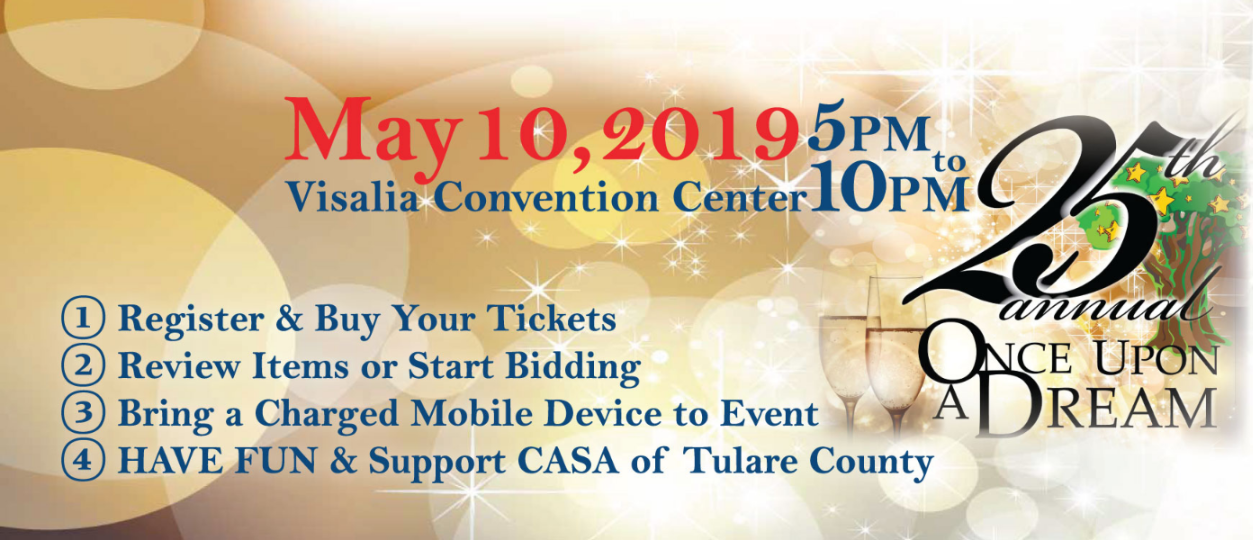 2019 Once Upon A Dream Gala