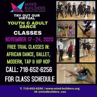Free Dance Trial Classes