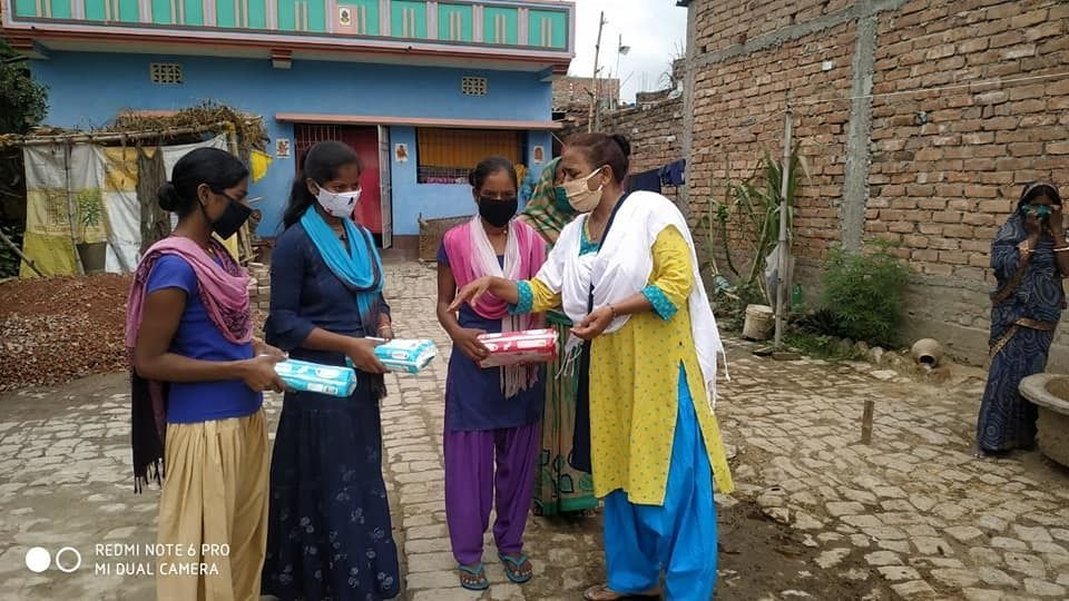 Serving in North India