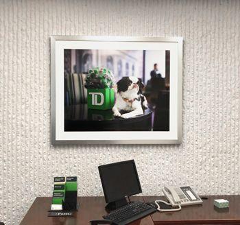 Framed Digital Print