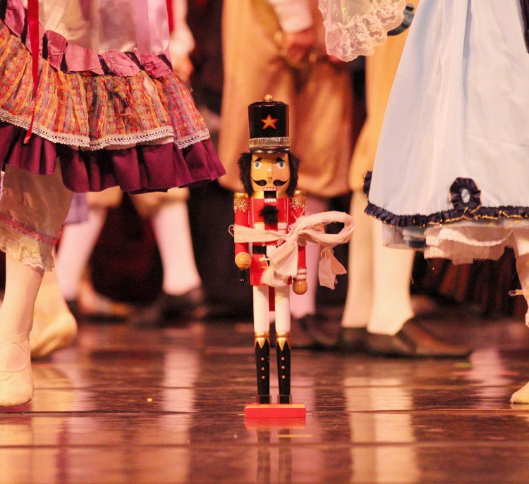LMBC Custom Nutcracker Doll