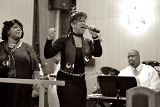 29th Annual Harvest Gospel Concert Series: November 19, 20, 21 (posted October 20, 2015)