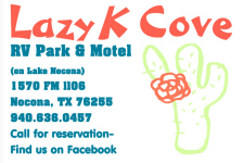 Lazy K Cove Motel & RV Park