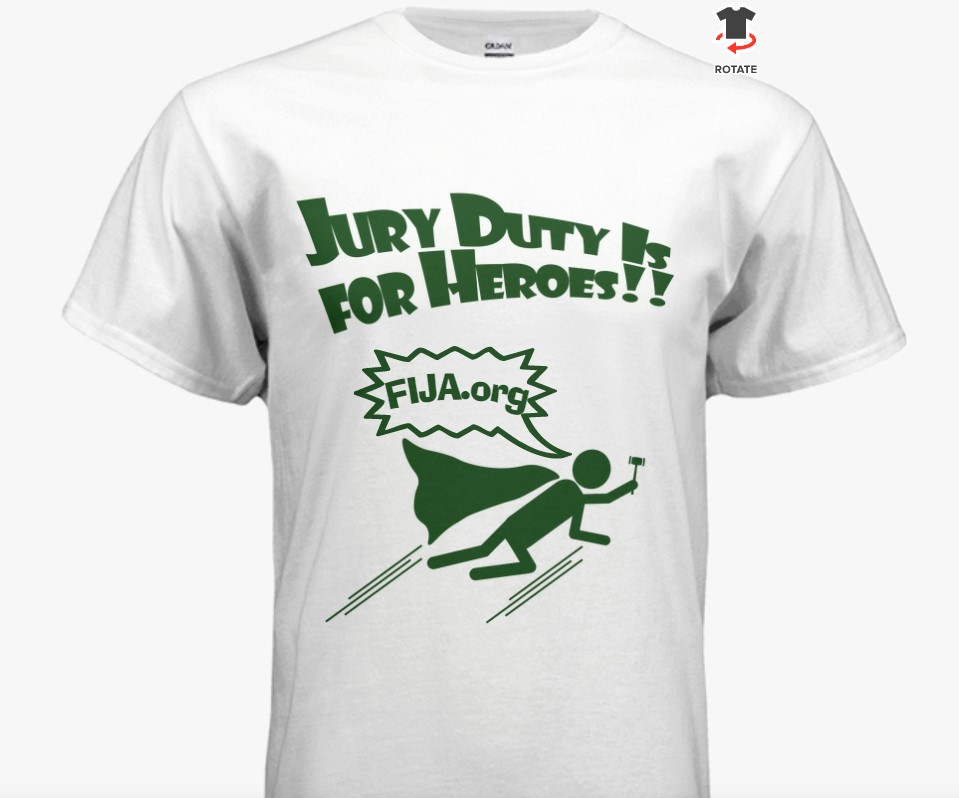 Superhero without Ponytail White T-shirt ***PRE-ORDER***