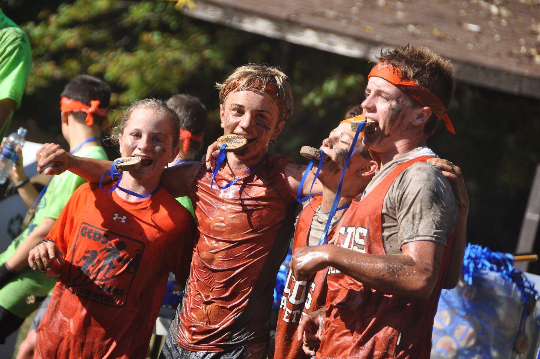 Muddy Up 5K Family Run & Walk