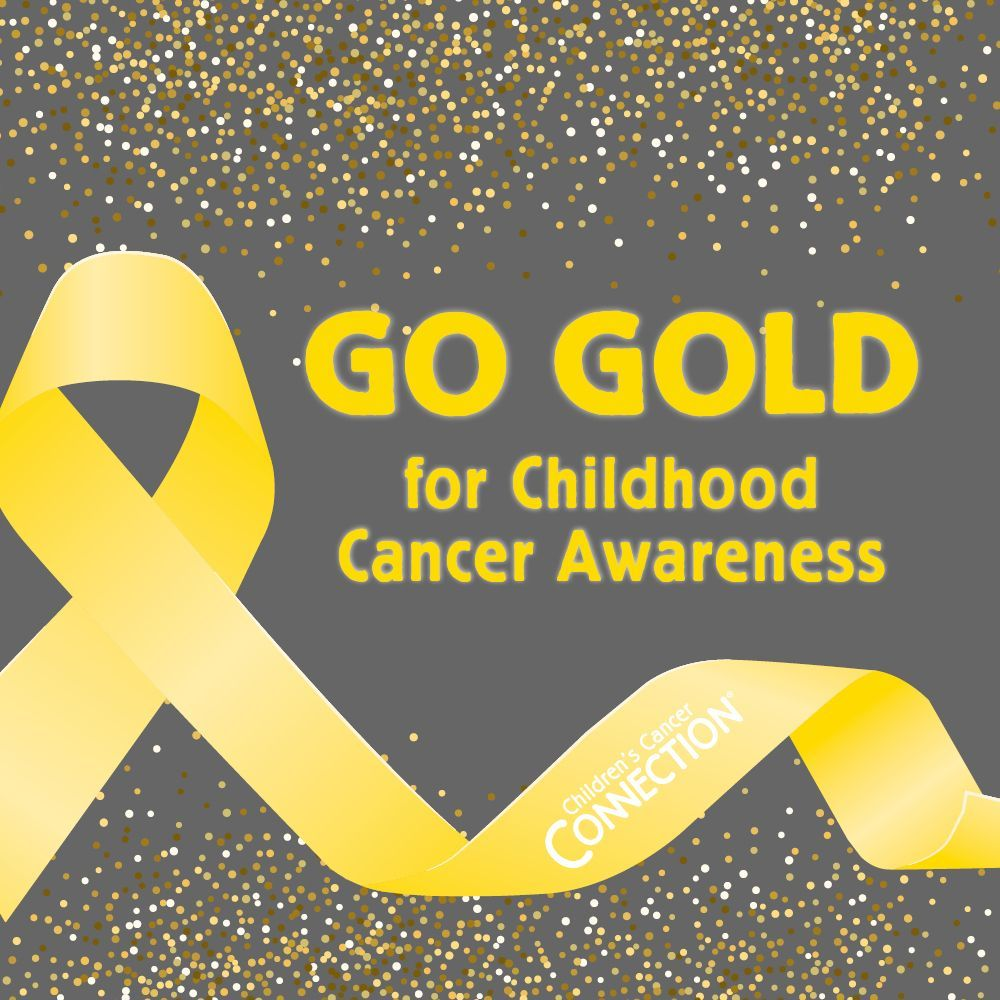 10 Ways to Show Your Support for Childhood Cancer Awareness Month