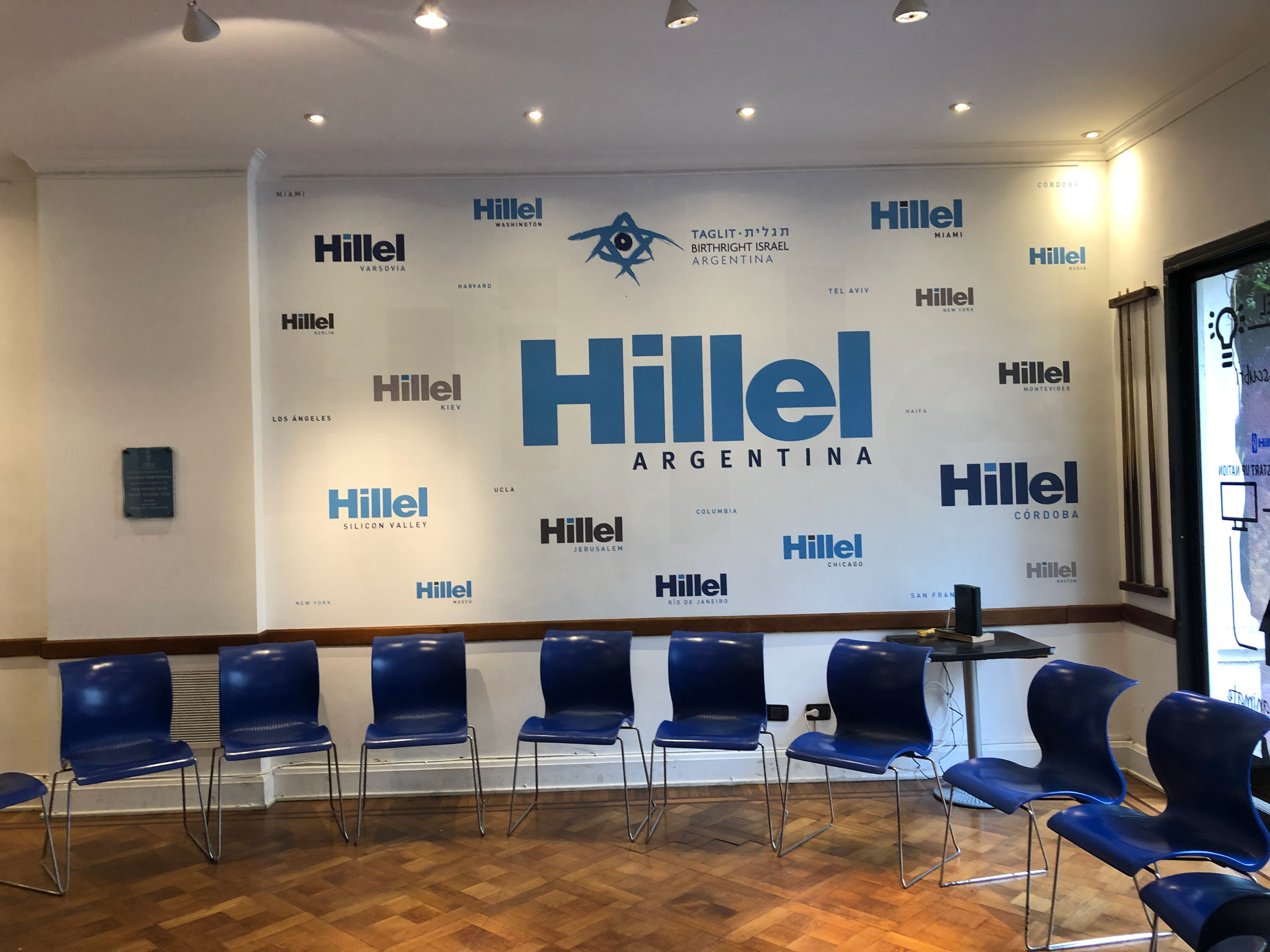 Buenos Aires Hillel House