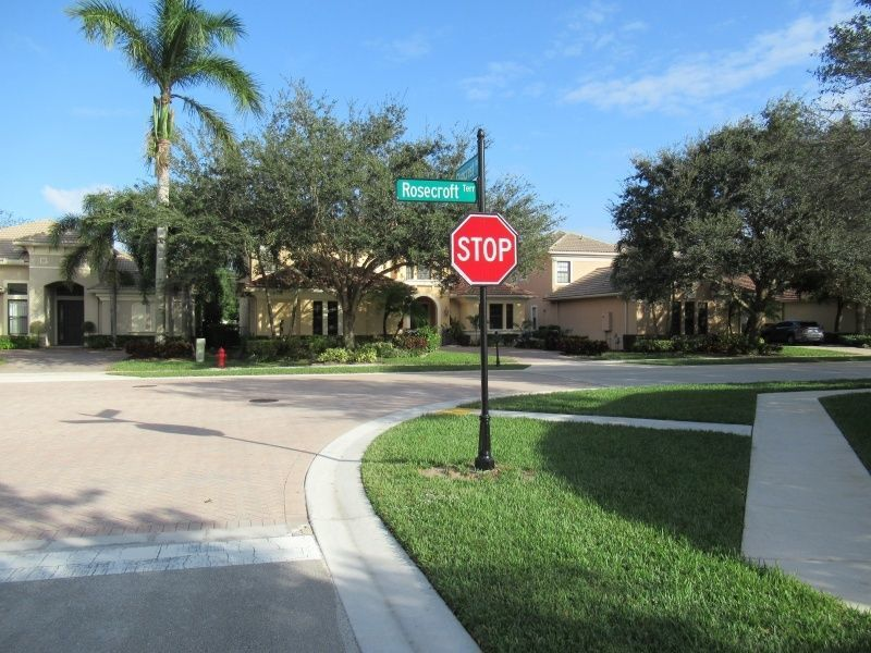 Decorative Street Signs Delray Beach - Street Name Signs - Sign Partner