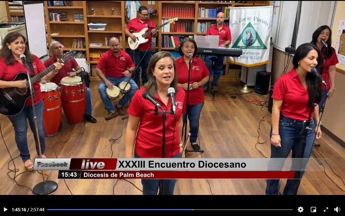 Just like Mary, the Hispanic community says 'Yes'