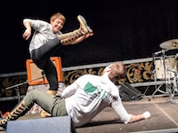 Stage Combat Workshop
