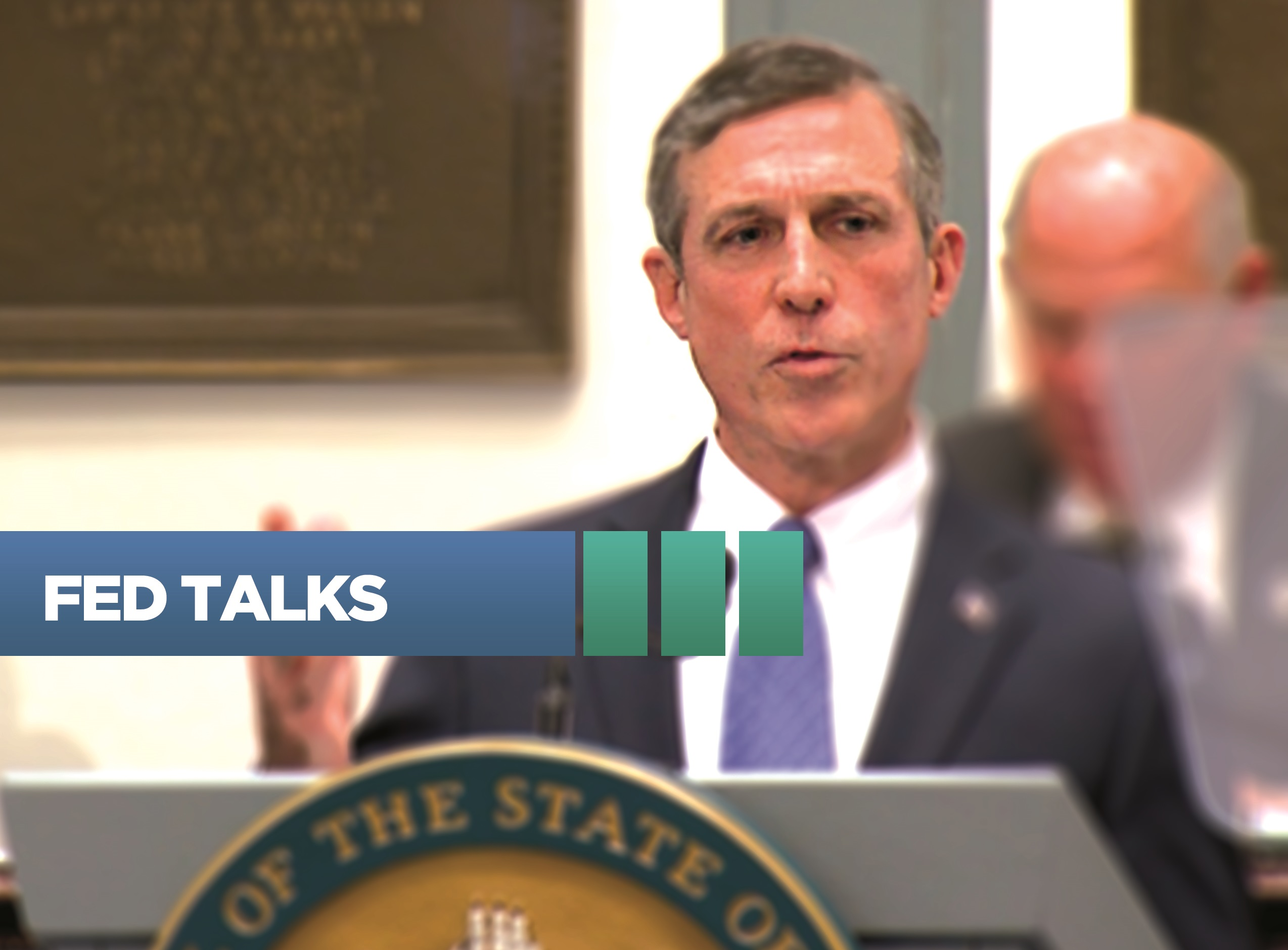 FED TALKS: Governor John Carney