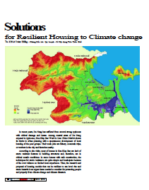 Solutions for Resilient Housing to Climate Change