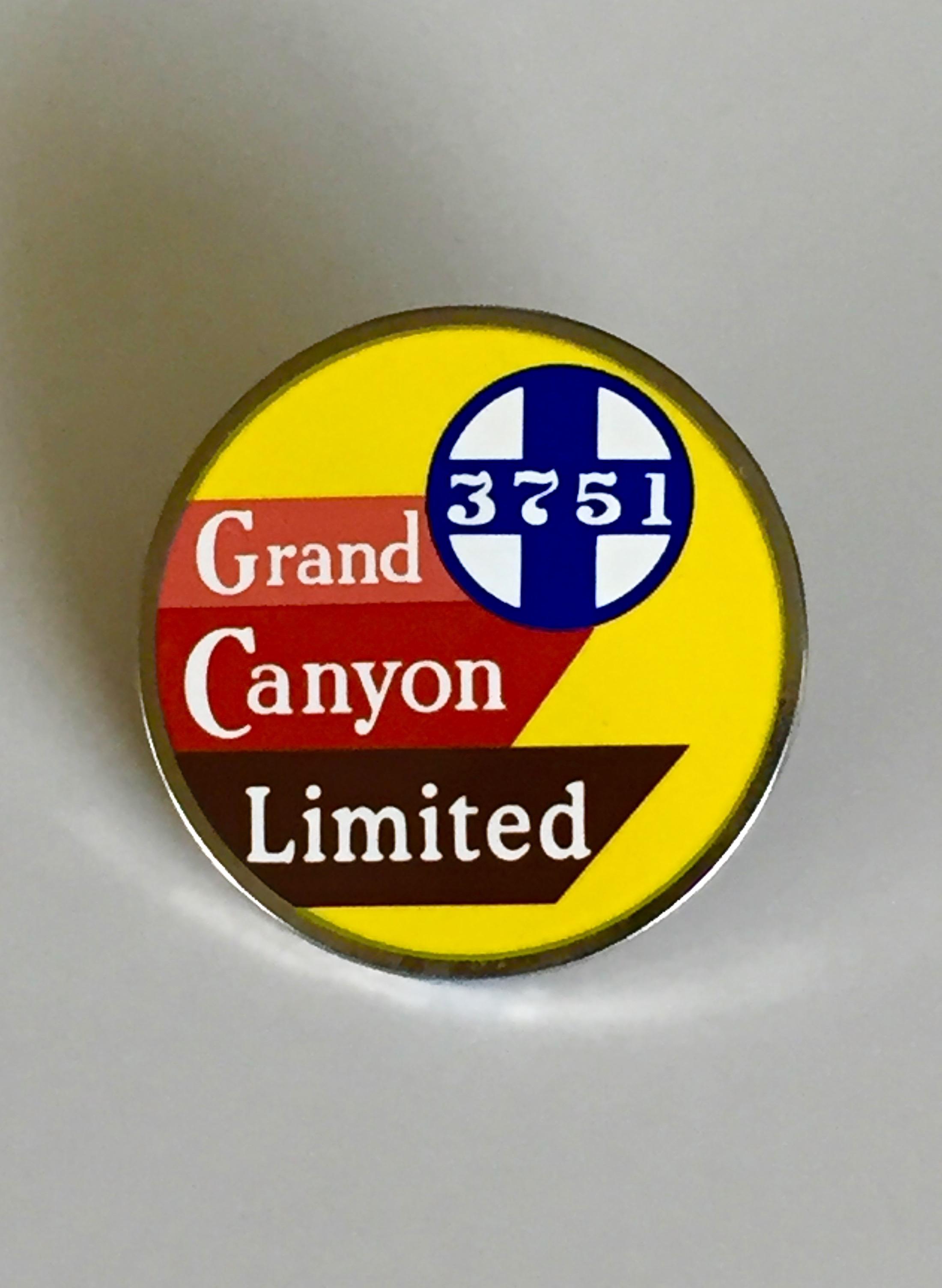 Grand Canyon Limited Lapel Pin