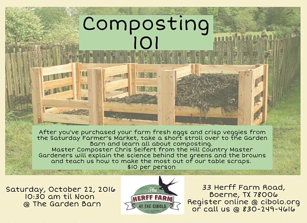 FARM: Composting 101