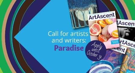 """Call For Submissions: """"Paradise"""" International Call For Writers by ArtAscent"""