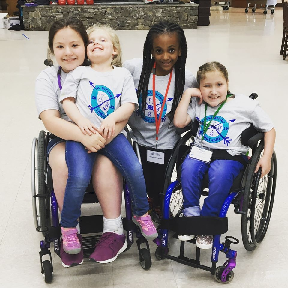 CANCELLED Camp for Courageous Kids Spina Bifida Weekend
