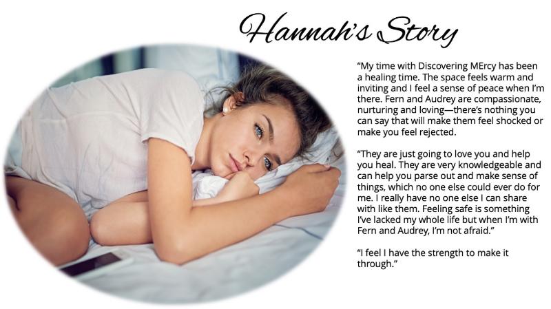 Hannah's Story and Testimony