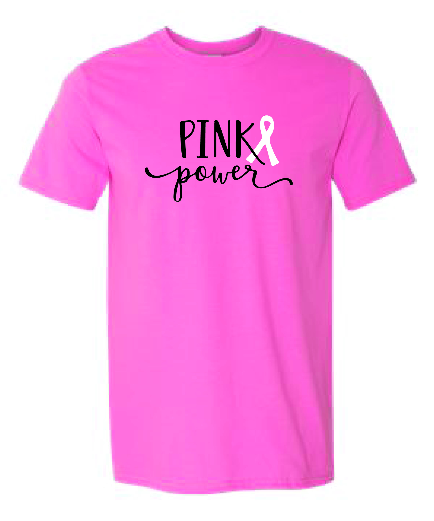 THINK PINK SHORT SLEEVE