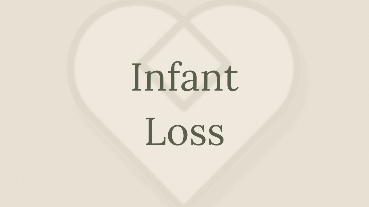 Mental Health Minute: Infant Loss