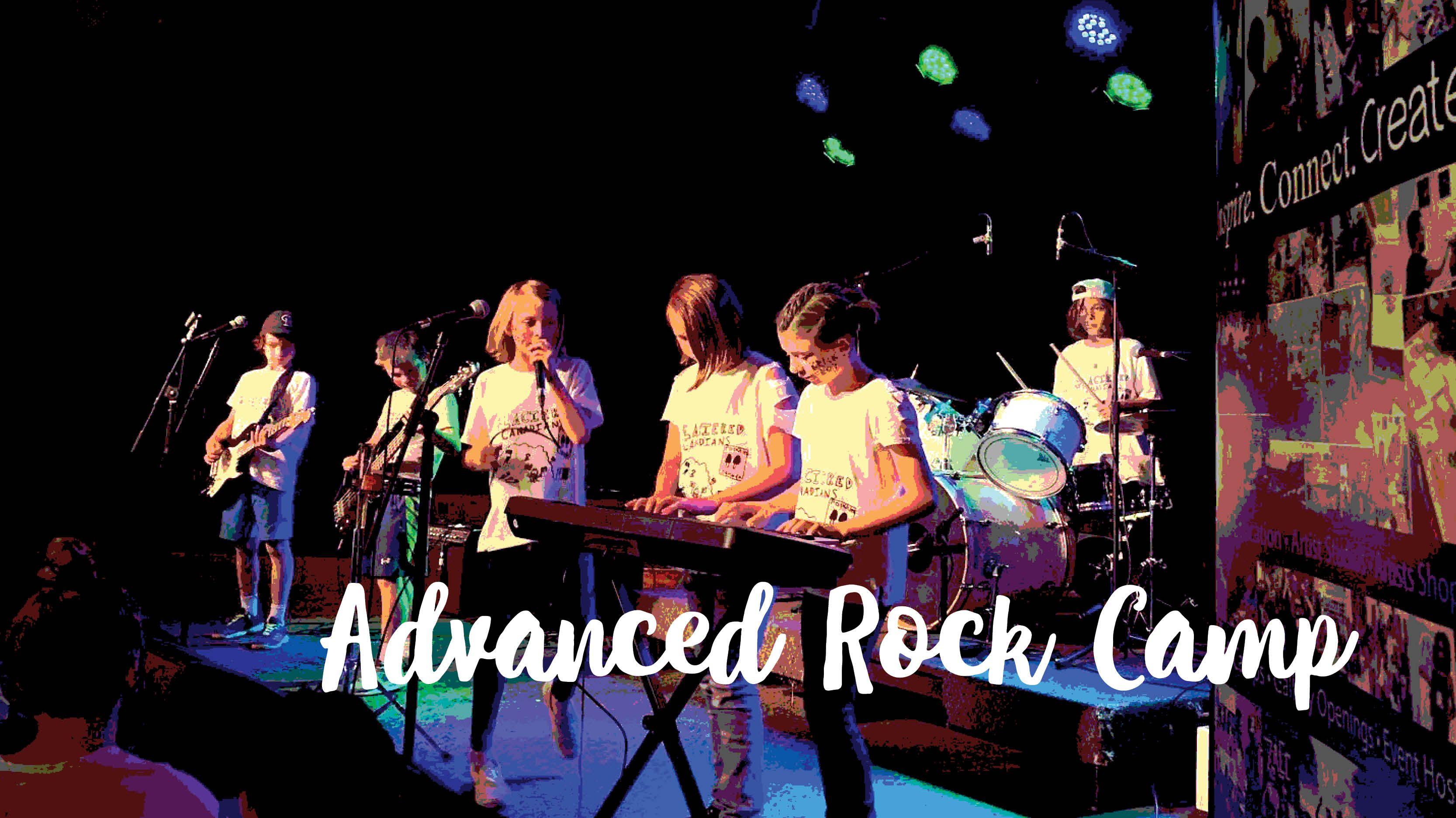 AMP: Advanced Rock Camp