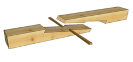 scarf joint