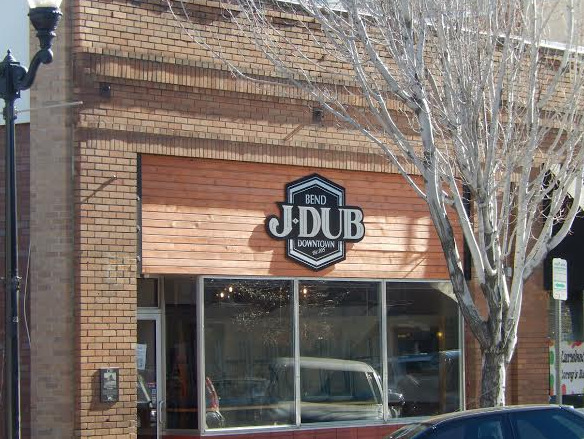 Exterior building signs in Bend Oregon for Bars and Pubs