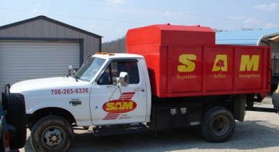 SAM Vehicle Graphics